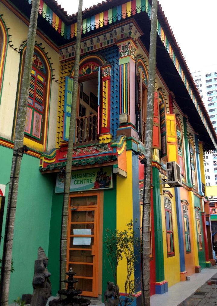 Rainbow house Singapore 2